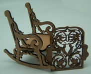 wooden-chair-laser-cut-out